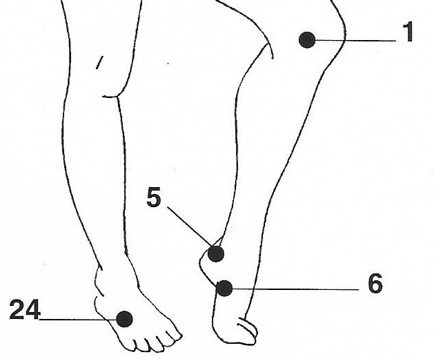 High Touch Acupressure